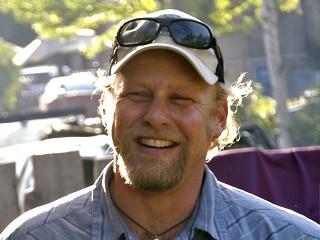 image of a man named Ari Kotler who guides for Soar Northwest