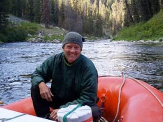 image of a man named Joe Lindsay who guides for Soar Northwest