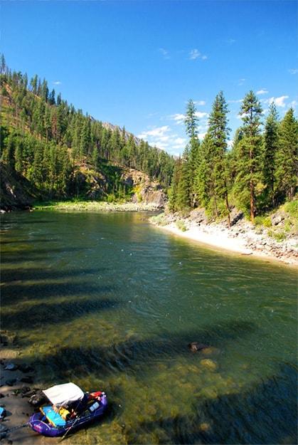 Salmon River Fishing