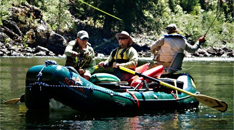 Selway River Family Trips